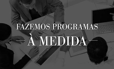 ESPECIALISTAS EM FORMAÇÃO COMERCIAL Mais de 20 anos focados em formação de vendas, negociação e liderança de equipas comerciais