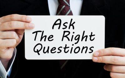 Quais serão as 3 perguntas-chave que deves fazer a ti próprio?