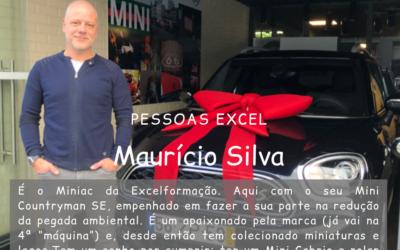 """Rubrica """"Pessoas Excel"""" – Conheça um pouco melhor o nosso partner Maurício Silva"""
