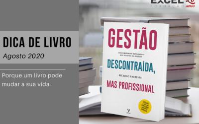 DICA DE LIVRO – Agosto 2020.