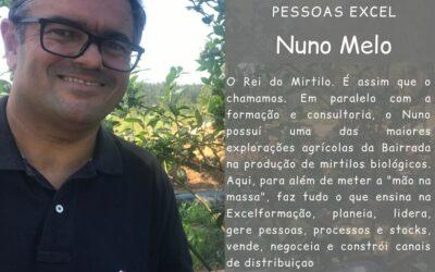 """Rubrica """"Pessoas Excel"""" – Nuno Melo"""