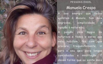 Pessoas Excel – Manuela Crespo
