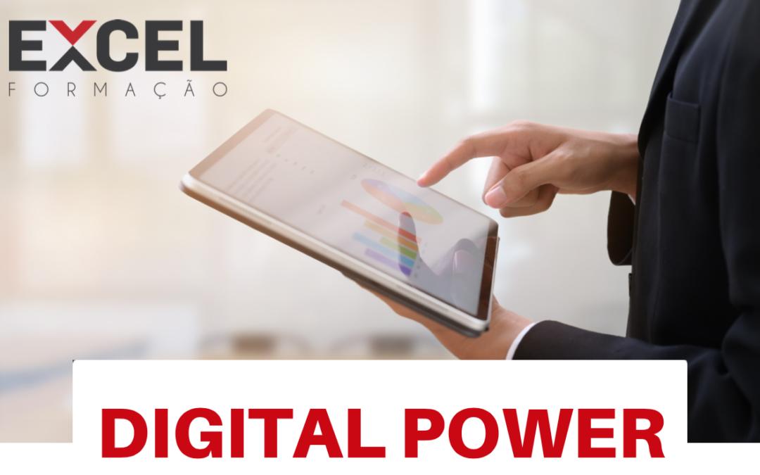 Digital Power. Comunicação, envolvimento e formação.