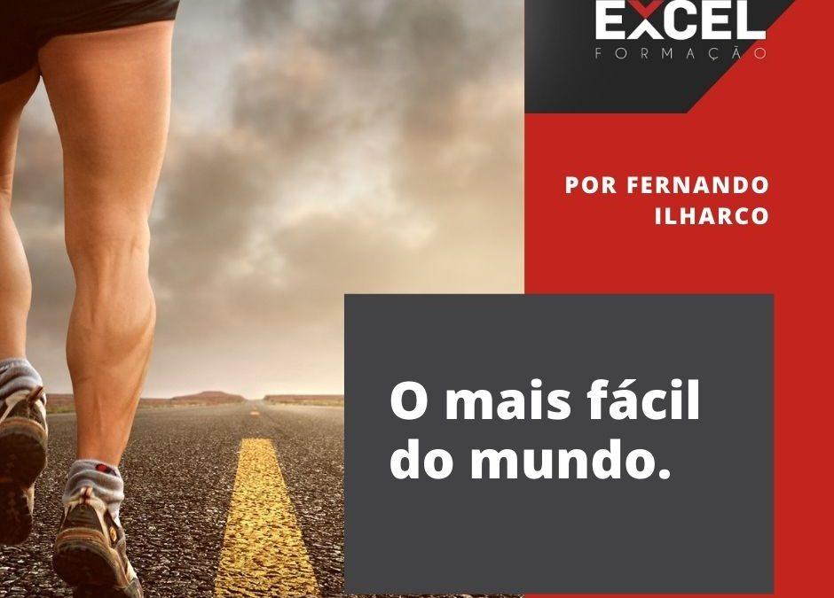 O mais fácil do Mundo, por Fernando Ilharco