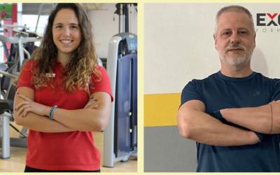 A minha Personal Trainer, por Maurício Silva